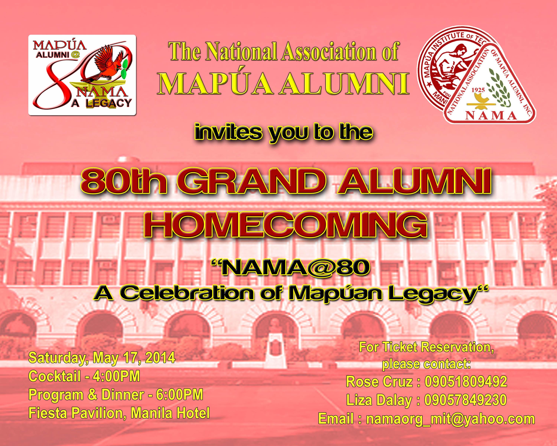 Bulletin Alumni Mapua University